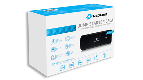 Neoline Jump Starter 850A фото 10