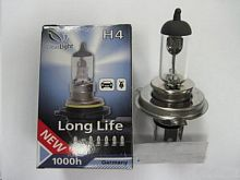 Лампа H4(Clearlight)12V-60/55W LongLife