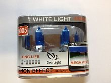 Лампа HB3(Clearlight)12V-65W WhiteLight